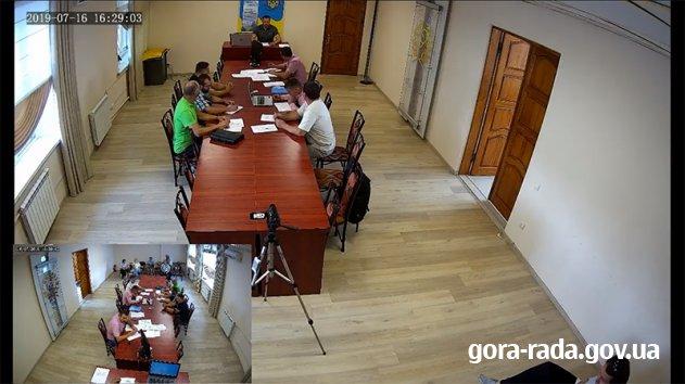 Засідання виконавчого комітету Гірської сільської ради від 16.07.2019 року