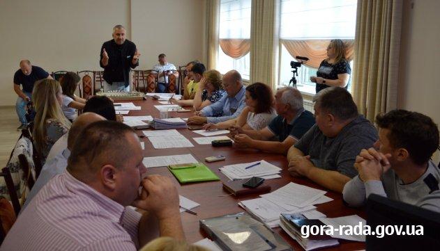 Пряме включення засідання чергової 75 сесії Гірської сільської ради від 18.07.19 року